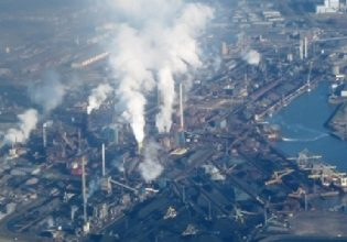 Tata Steel IJmuiden (archieffoto).