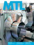 Cover Metaal Magazine 6 - 2018