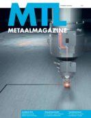 Cover Metaal Magazine 7 - 2018