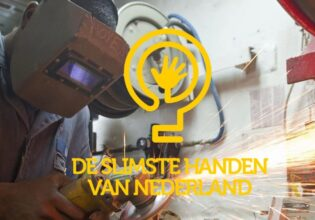slimste handen van nederland
